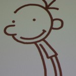 "Jeff Kinney y el `making-of' de ""Diario de Greg"""