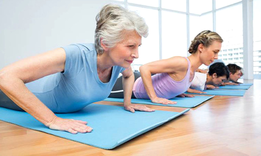 Pilates - Mi instructor quiere convertirme en 'foca naval'