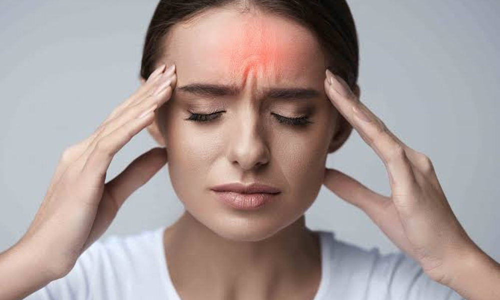 Aumento de dolores de cabeza en verano