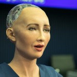 5th International Barcelona HR Conference – La robot humanoide Sophia ha sido la estrella de la jornada