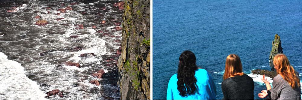 Diarios de viaje - Irlanda - Los acantilados de Moher