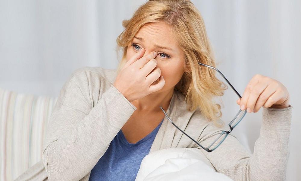 Síndrome visual informático - Demasiadas horas frente al ordenador