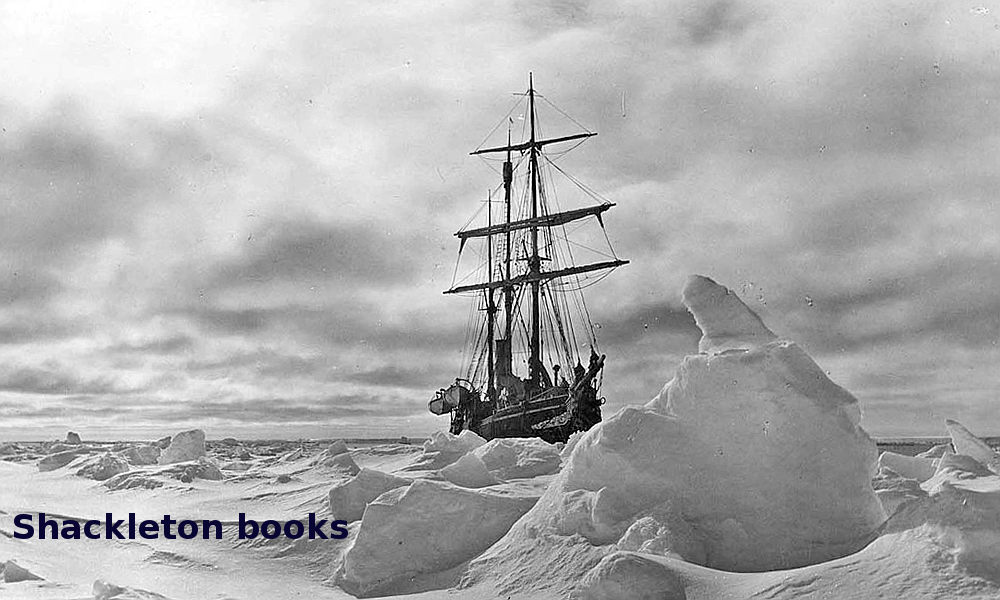 Shackleton books nueva editorial