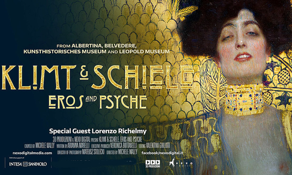 Klimt & Schiele. Eros y Psique', documental