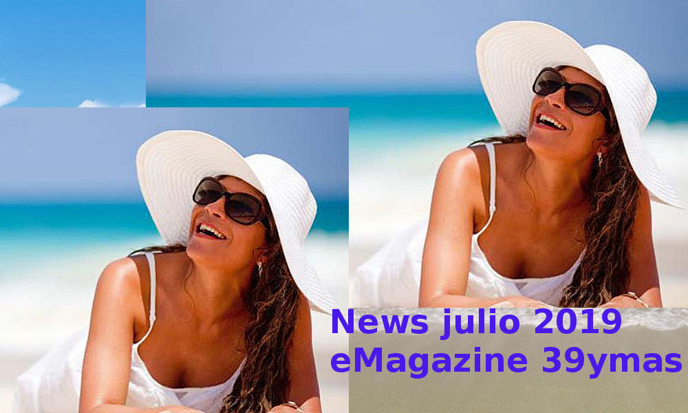 News Julio 2019 – Women's & Men eMagazine