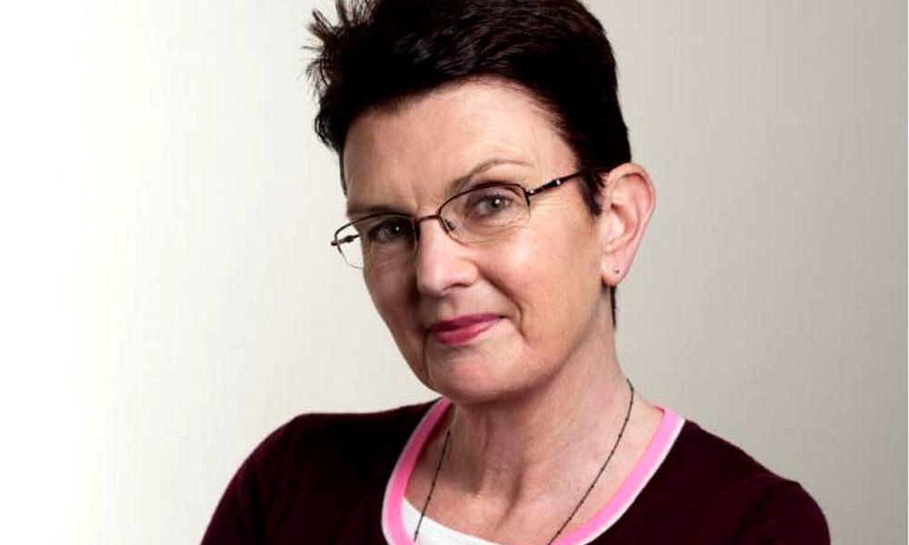 Patricia Gibney y su novela negra 'No digas nada'