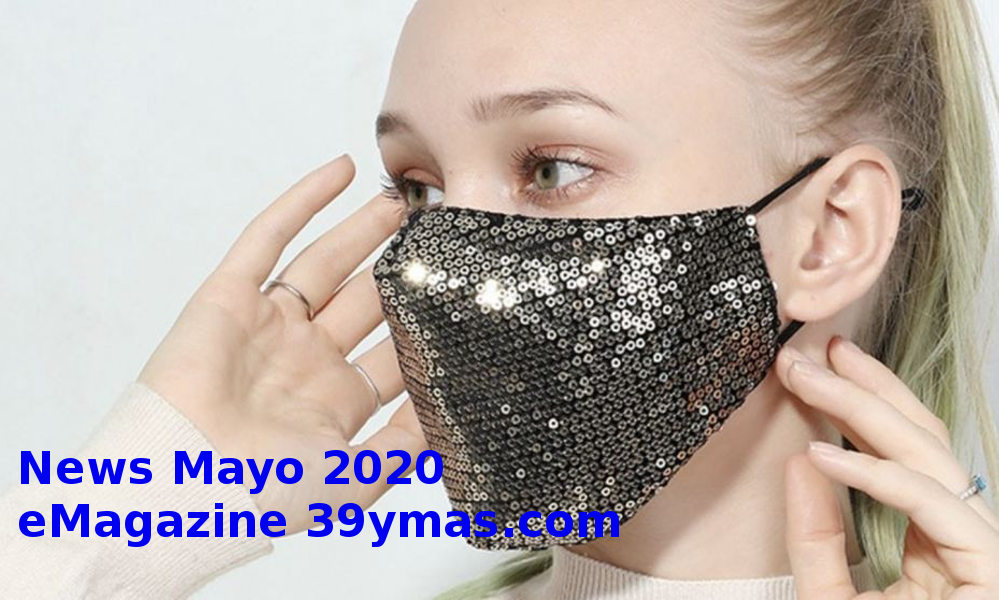 News Mayo 2020 – Women's & Men eMagazine