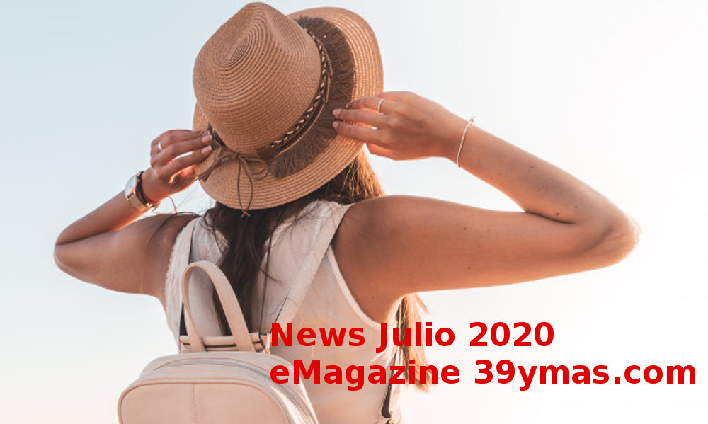 News Julio 2020 – Women's & Men eMagazine