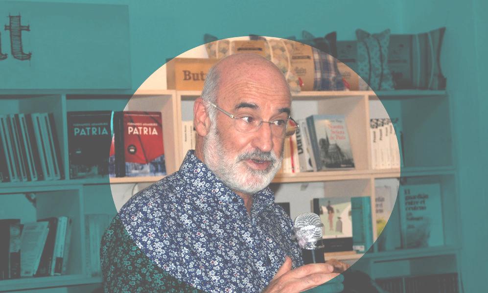 Fernando Aramburu - 'Los vencejos'