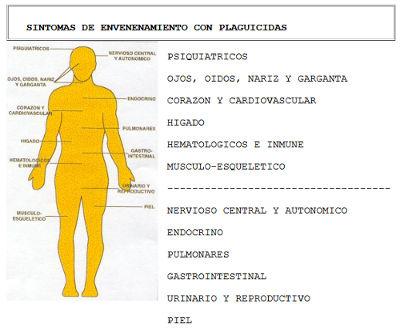 Intoxicaciones por insecticidas y otros productos nocivos